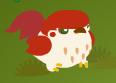 ホオベニムクチョウ